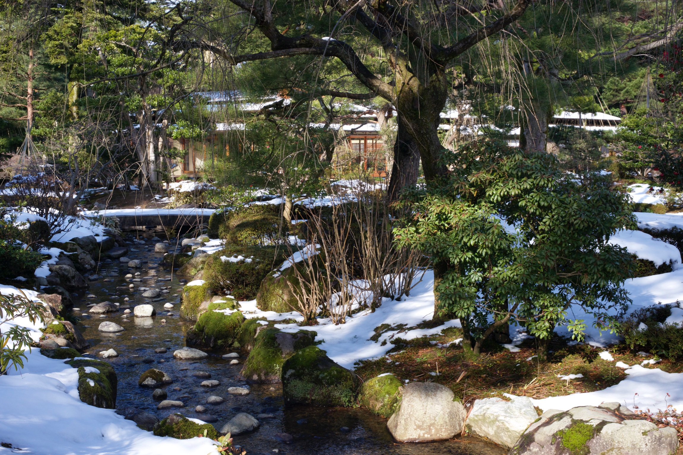 Kenroku-en, one of Japan's great garden