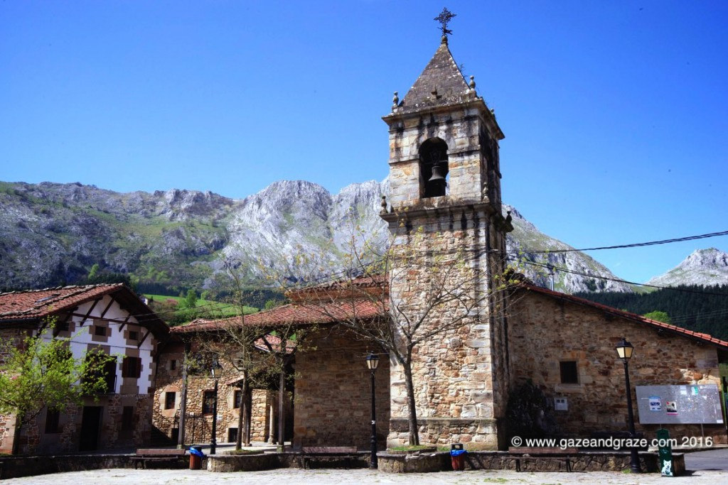 Etxebarri is located in the town of Atxondo, around 45 minutes to an hour's drive from San Sebastian