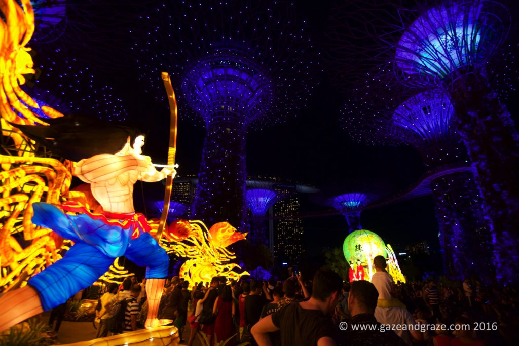 Garden By The Bay Mid Autumn Festival 2016