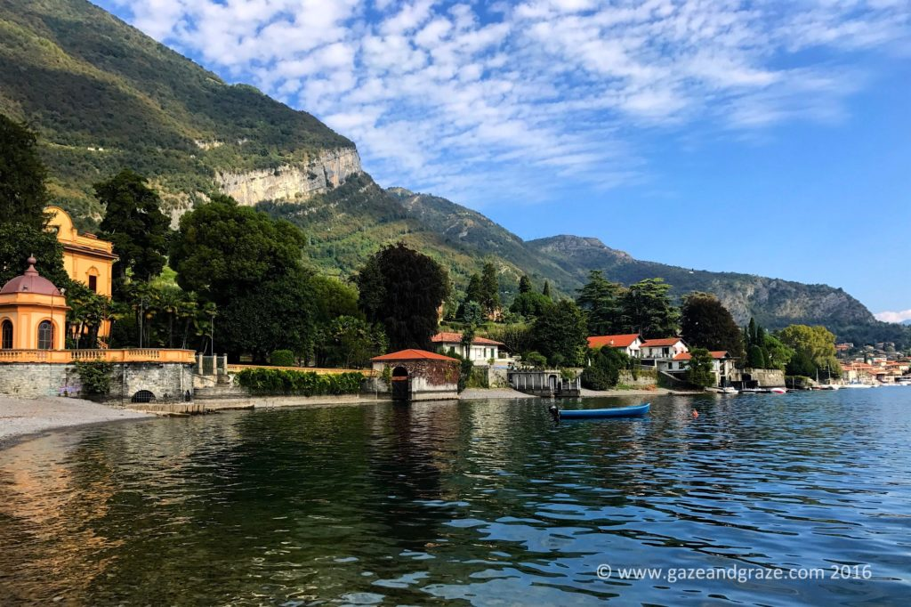 Lenno in Lake Como