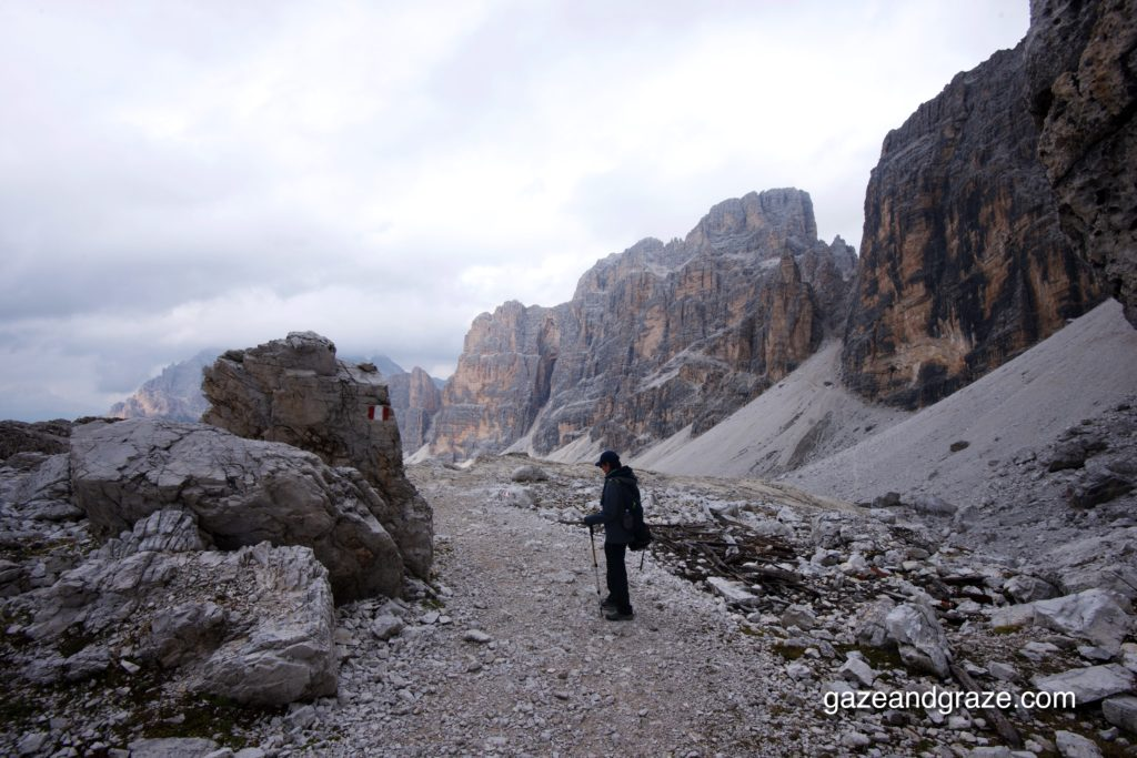 Italy's Dolomites walks