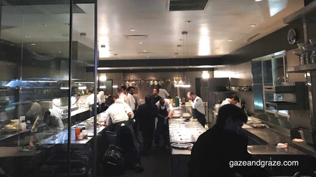 Alinea For The Kitchen Table Experience For Six