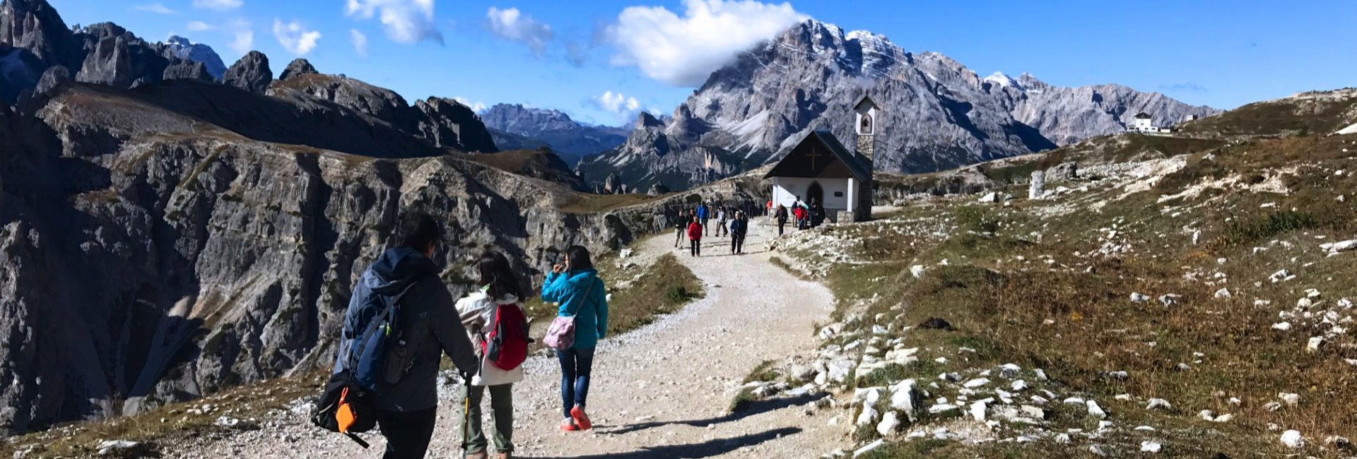 Tre Cime in Italy's Dolomites is a Must-Do Walk